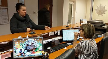 Klientske centrum OSBD Nitra